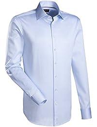 Jacques Britt Herren Businesshemd Regular Fit 20.969313 Ben EL