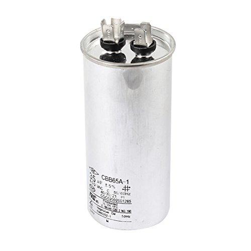 Polypropyleen Film Capacitor Start Motor CBB65A-1 AC450V 35uF 50 / 60Hz (60 Hz-motor)