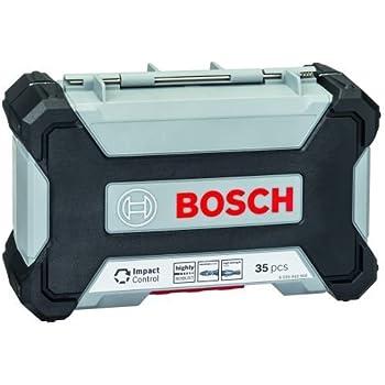 50 mm PZ2 8-teilig Bosch Schrauberbit-Set Impact Control 2 608 522 331