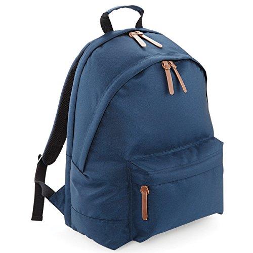 Bagbase Campus - Sac à dos pour ordinateur portable (Taille unique) (Bleu marine)