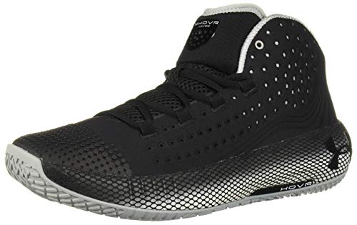 Under Armour UA HOVR Havoc 2, Zapatos de Baloncesto para Hombre, Negro (Black/White/Black (002)...