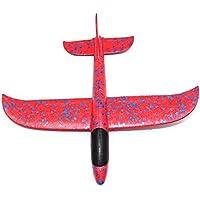 TOOGOO 1pz Avion de lanzar de mano de espuma EPP Planeador de lanzamiento al aire libre Juguete regalo para ninos 48CM Juguetes interesantes