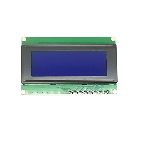 WINGONEER IIC / I2C / TWI serie 2004 20x4 Módulo LCD Blacklight Blue Shield para Arduino UNO MEGA R3