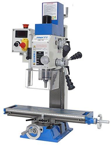 Fräsmaschine SWM Bohr und Fräsmaschine VARIO VMD 16 L