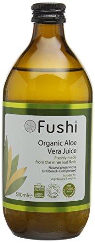 Fushi 500 ml Organic Aloe Vera Juice Test