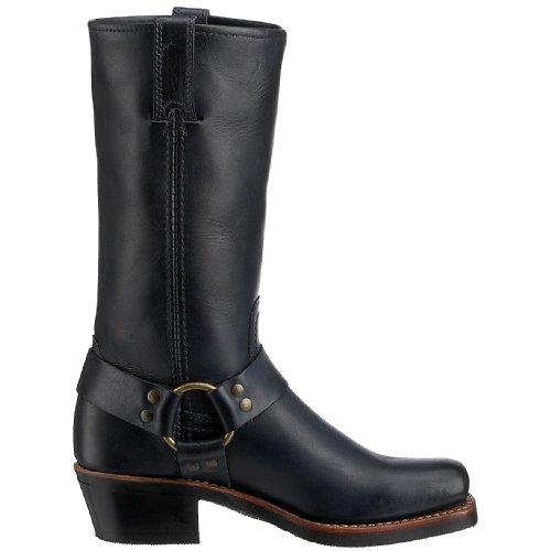 Frye Harness 12R, Boots femme Bleu Marine