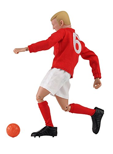 """Image of Action Man AM718 """"Action Man 50th Anniversary Bobby Moore"""" Figure"""