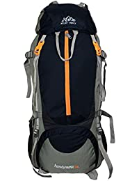 MOUNT TRACK 80 Ltr Black Rucksacks