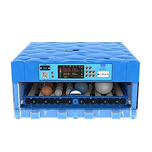 JHKGY Digital Egg Incubator 256-320 Eier Mit Vollautomatischer Luftfeuchtigkeitsregelung Geflügelbrutapparat Für Hühnerenten Gänsevögel - 320-schnittstelle