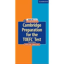 Cambridge Preparation for the TOEFL® Test Audio CDs (8)