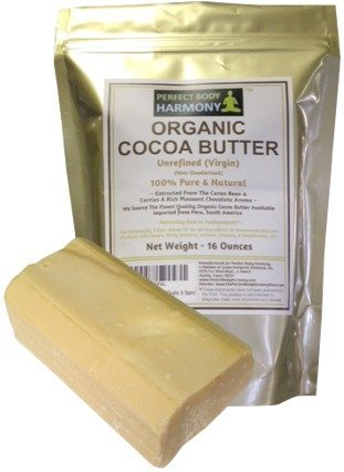 Raw Cocoa Butter - Organic Pure & Natural - Unrefined & Non-Deodorized - Simply The Best ~ Now You Can Buy This Fantastic Premium Quality & Scented Cocoa Butter! *INTRO SPECIAL PRICE $23.99 - LIMITED QTYS * Large ONE POUND (16 oz) BAR / BLOCK + Extracted From The Cacao Bean ~ Carries A Rich Pleasant Chocolate Aroma ~ Naturally Rich In Antioxidants + Great for Homemade Body Butters S  available at amazon for Rs.2885