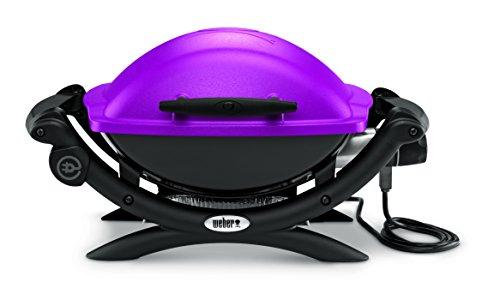 Weber Barbecue 52210053, Q1400–électrique, 66x 49x 62cm, Fuchsia