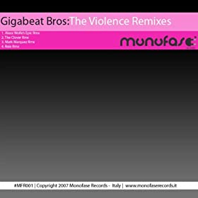 The Sound Of Violence (Alexx Wolfe's Epic Remix)