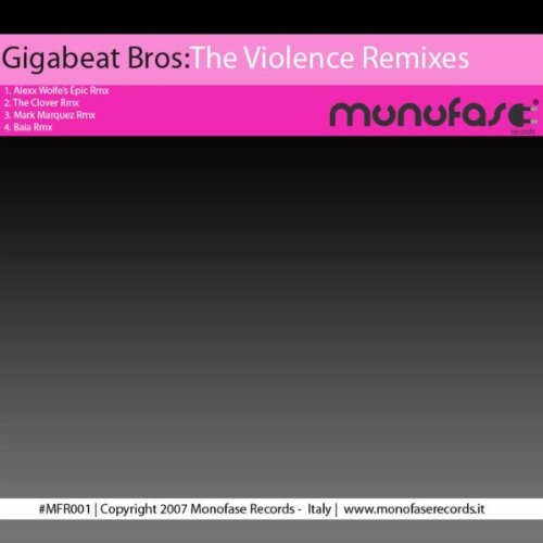 The Sound Of Violence (Alexx Wolfe's Epic Remix)