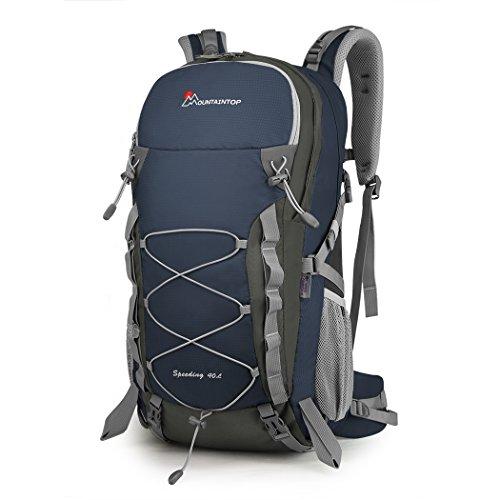 MOUNTAINTOP Erwachsene DSM6000lanseDE Rucksack, blau, 40L -