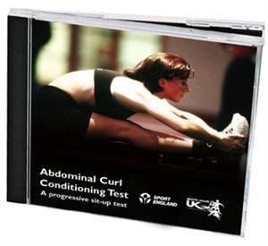 Health & Fitness Zubehör Aerobic Training Abdominal Curl Klimaanlage Testierung Cd
