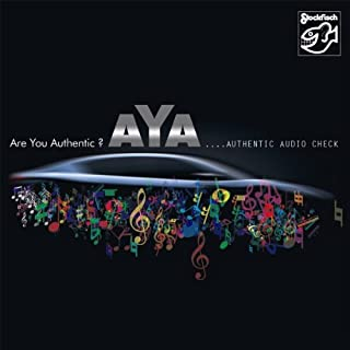 Aya-Authentic Audio Check