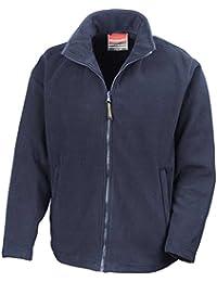 Result MicroFleece Jackets Horizon Breathable Jacket