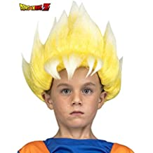 My Other Me Me Me- Saiyan Goku Dragon Ball Peluca, Multicolor (230120)