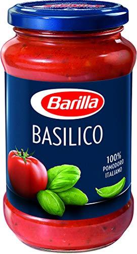 Barilla Pastasauce Basilico – Basilikum-Sauce 1 Glas (1x400g)