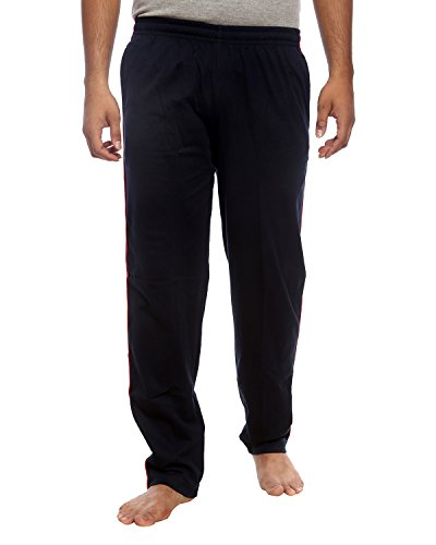KANTER Men's Plus Size Track Pants (Dark Blue, 3XL)
