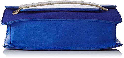 Lollipops - Bcity Shoulder, Borse a spalla Donna Blu (Blue)