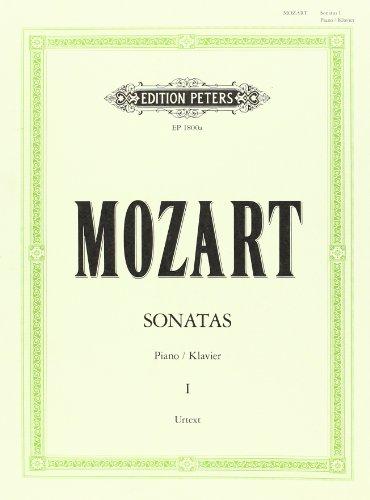 Sonates Volume 1 - Piano