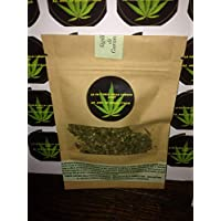 """Marijuana Cannabis Sticker Big Bud Photo Realistic Nug Weed 420 Decal 4"""" x 2.7"""""""