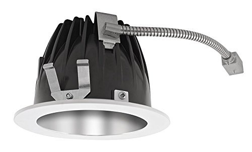 RAB Lighting NDLED6R-80YY-S-W LED Trim Mod 6 Round 27K 80-Degree Spec Cone White Ring by RAB Lighting Mod Trim