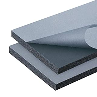 Armacell Armaflex Class O Continuous Sheet Insulation, 9mm thick, 1 metre wide, 10 metre length, Adhesive Backed