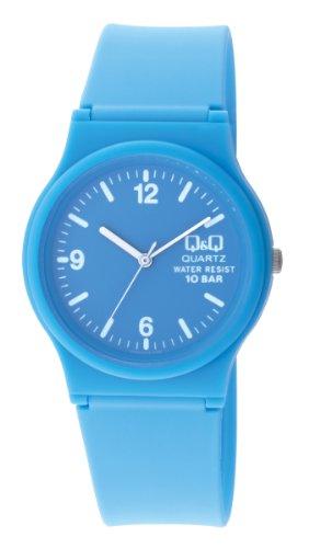 Q&Q Standard Analog Blue Dial Women's Watch VP46J014Y image