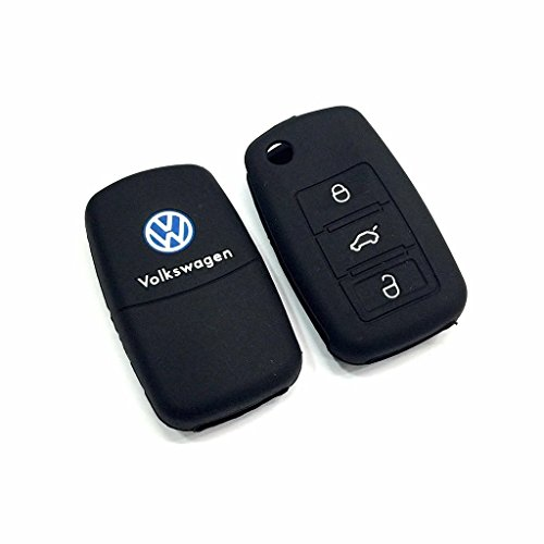 cp bigbasket pair of two (2) pieces silicon key cover for volkswagen polo , vento , jetta flip key remote (black) CP Bigbasket Pair Of Two (2) Pieces Silicon Key Cover for Volkswagen Polo , Vento , Jetta Flip Key Remote (Black) 41z7Y4NCpoL