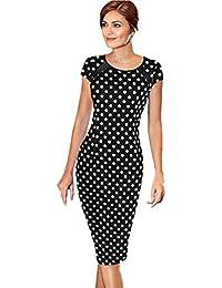 fbc269e945a Amazon.fr   parce que - Robes   Femme   Vêtements