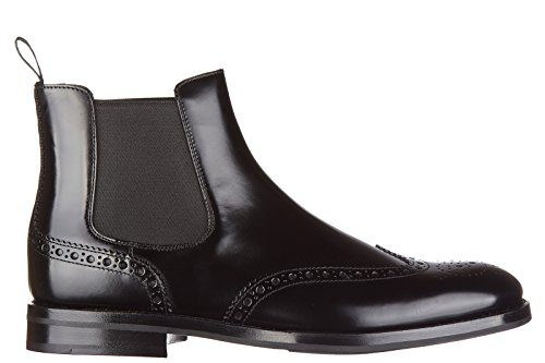 Bottes Beatles Church's Ketsby en cuir noir Noir