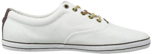 Bugatti F48086 Herren Sneakers Weiß (weiß 200)