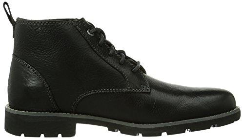 Rockport SE PT Herren Chukka Boots Schwarz (Black)