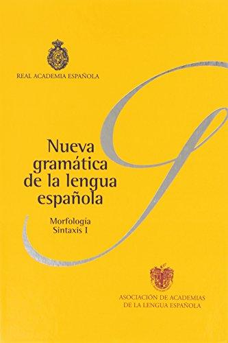 (pack) Nueva Gramatica De La Lengua Española (2 Vols.) (Nuevas Obras Real Academia)
