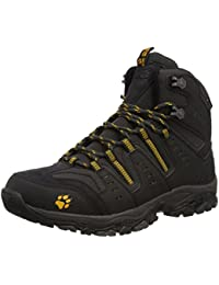 Jack Wolfskin Mtn Storm Texapore Mid M, Chaussures de Randonnée Hautes Homme