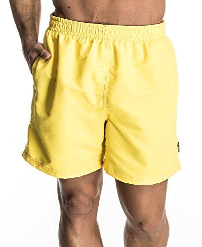 Zagano maillot de bain homme 5013 Jaune