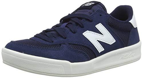 New Balance Wrt300, Zapatillas de Tenis para Mujer, Azul (Pigment/Sea Salt Marl), 37 EU