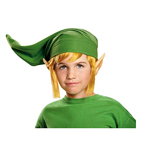 (Legend of Zelda Link Deluxe Child Costume Kit One Size)