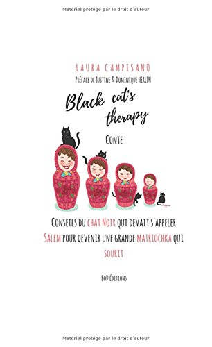 black cat s therapy par Laura Campisano