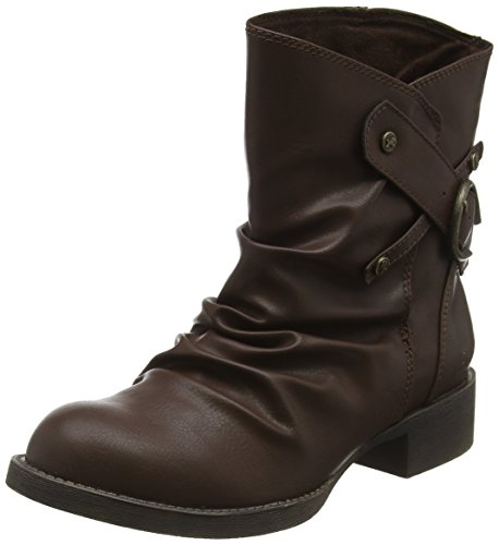 Blowfish Kika Stivali da Donna, Marrone (Dark Brown), 3 UK 36 EU