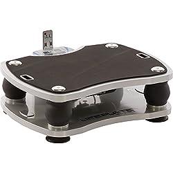 Vibrationsplatte LifePlate 1.0 | 3D Vibrationen | Trainingsposter | Fernbedienung | Muskelaufbau | platzsparend, ideal für zuhause