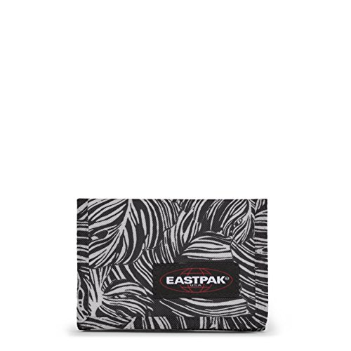 Eastpak CREW SINGLE Portamonete, 14 cm, Nero (Brize Dark)