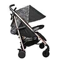 My Babiie Dreamiie by Samantha Faiers MB51 - Black Marble Stroller