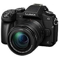 Panasonic Lumix dmc-g81+ G Vario 12–60mm Systemkamera Body 16MP Live MOS 4592x 3448pixel Black–Digital Cameras (16MP, 4592x 3448Pixel, Live MOS, 4K Ultra HD, Touchscreen, Black)