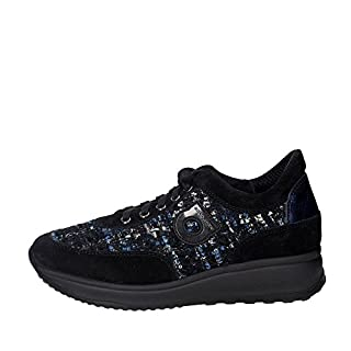 Agile By Rucoline 1304(32) Low Sneakers Women Black 38