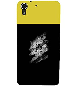 HTC DESIRE 728 LIFE Designer Back Cover Case By PRINTSWAG