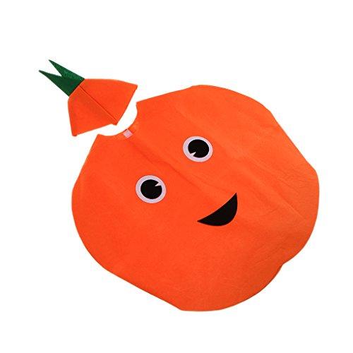Homyl Scherzt Kinder Kostüm - Orange (Orange Kostüme Für Kinder)